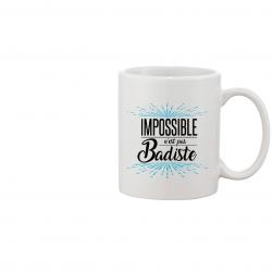 Impossible N'est Pas...