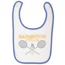 Bavoir Badminton Attitude...