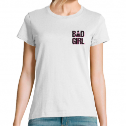 T-Shirt Bad Girl Be-Bad