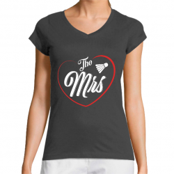 T-Shirt The Mrs Be-Bad