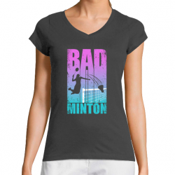 T-shirt Badminton Old...