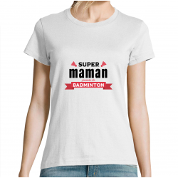 T-shirt Super maman joueuse...