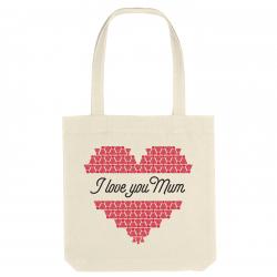 Tot bag I love You Mum