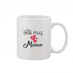 """Mug """"le joli mug de maman""""..."""