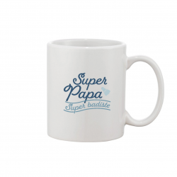 "Mug ""Super papa Super..."