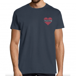"""T-shirt homme """"I love you..."""