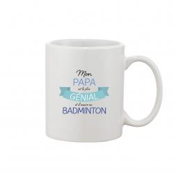 """Mug """"Mon papa est le plus..."""