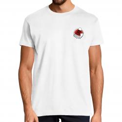 t-shirt homme badminton Tokyo 2020 indonesia