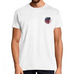 T-shirt Tokyo 2021 badminton Made in USA