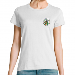 T-shirt badminton made in...